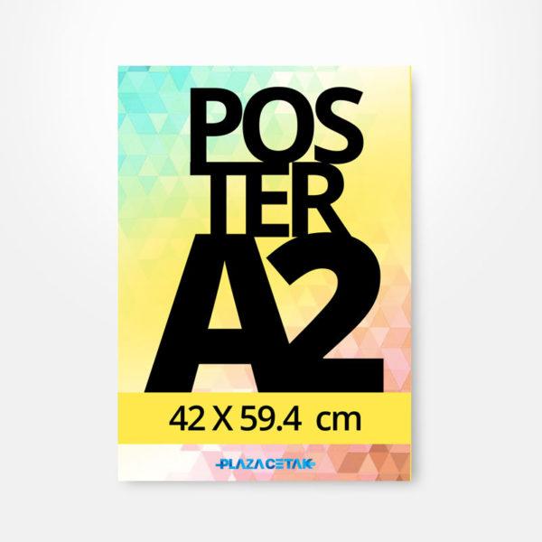 cetak poster A2 murah