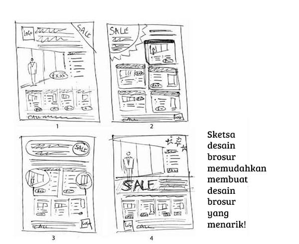 desain brosur cetak brosur murah